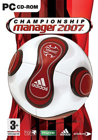 Championship Manager 2007 (PC) PC Game