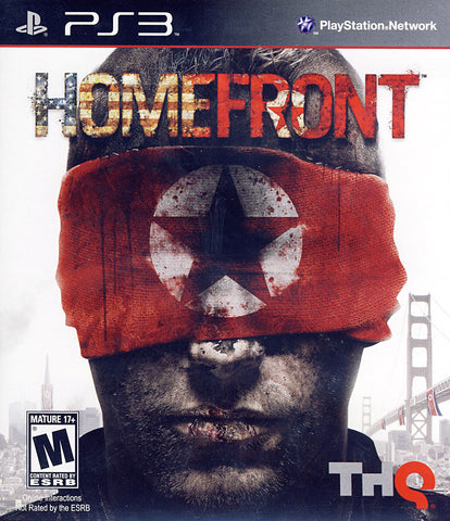 Homefront (PLAYSTATION3) PLAYSTATION3 Game