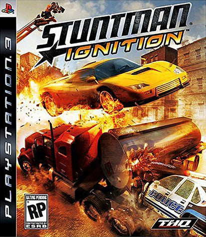 Stuntman - Ignition (PLAYSTATION3) PLAYSTATION3 Game