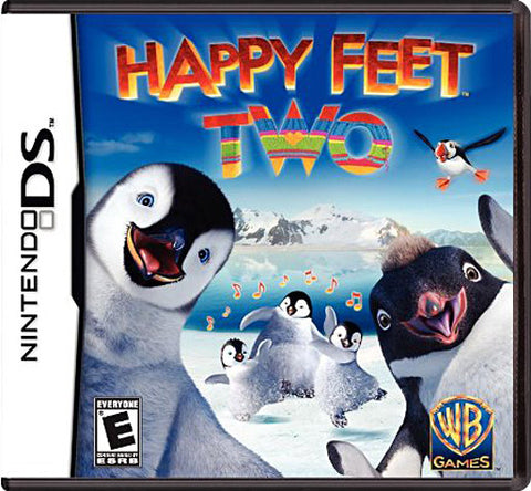 Happy Feet Two (2) (DS) DS Game