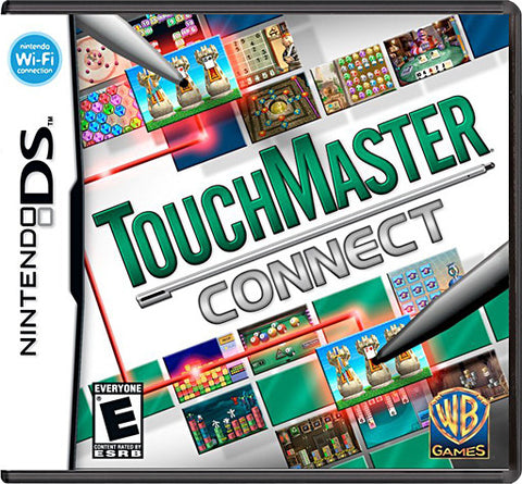 Touchmaster - Connect (DS) DS Game