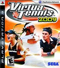 Virtua Tennis 2009 (PLAYSTATION3)