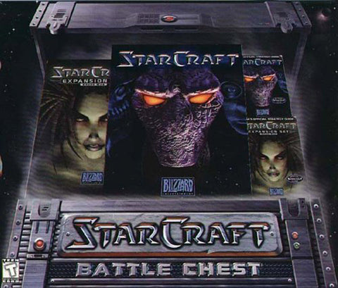 StarCraft - Battle Chest (PC) PC Game