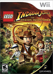 Lego Indiana Jones - The Original Adventures (NINTENDO WII)