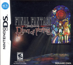 Final Fantasy Crystal Chronicles - Ring of Fates (DS)