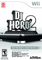 DJ Hero 2 (Game Only) (NINTENDO WII)