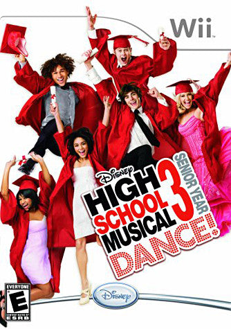Disney High School Musical 3 - Senior Year (NINTENDO WII) NINTENDO WII Game