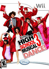 Disney High School Musical 3 - Senior Year (NINTENDO WII)