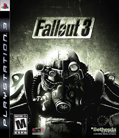 Fallout 3 (PLAYSTATION3) PLAYSTATION3 Game