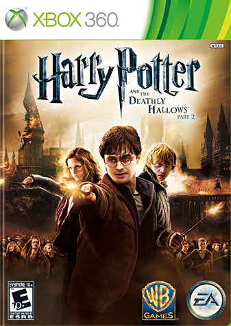 Harry Potter and The Deathly Hallows Part 2 (XBOX360) XBOX360 Game