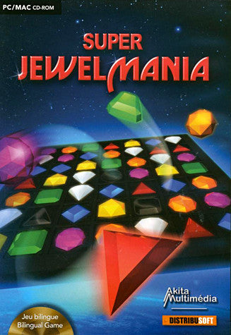 Super Jewel Mania (PC) PC Game