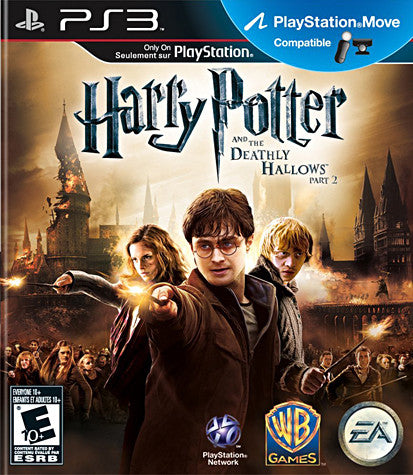 Harry Potter and The Deathly Hallows Part 2 (PLAYSTATION3) PLAYSTATION3 Game