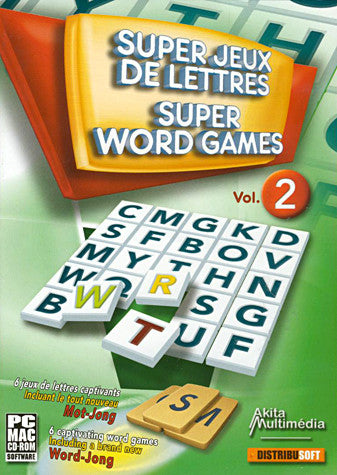 Super Word Games Vol. 2 (PC) PC Game