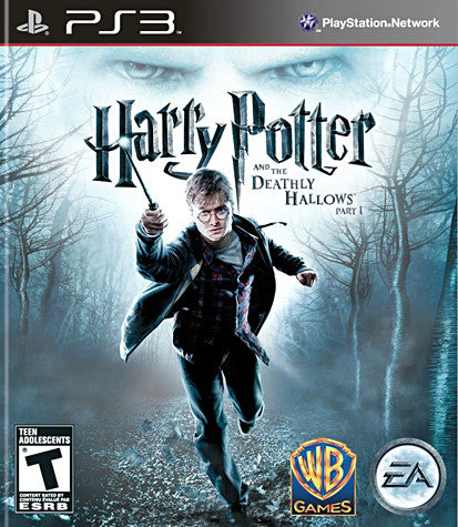 Harry Potter and the Deathly Hallows Part 1 (PLAYSTATION3) PLAYSTATION3 Game