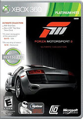Forza Motorsport 3 - Ultimate (Ultimate Collection) (XBOX360)