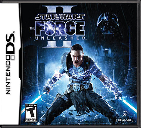 Star Wars - The Force Unleashed II (2) (DS) DS Game