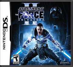 Star Wars - The Force Unleashed II (2) (DS)