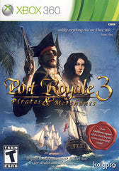 Port Royale 3 - Pirates And Merchants (XBOX360)