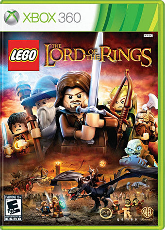 LEGO The Lord of the Rings (XBOX360) XBOX360 Game
