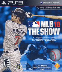 MLB 10 - The Show (PLAYSTATION3)