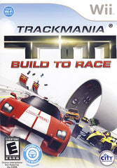 TrackMania Turbo - Build to Race (NINTENDO WII)