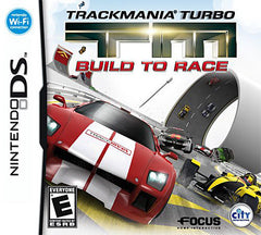 TrackMania Turbo - Build to Race (DS)