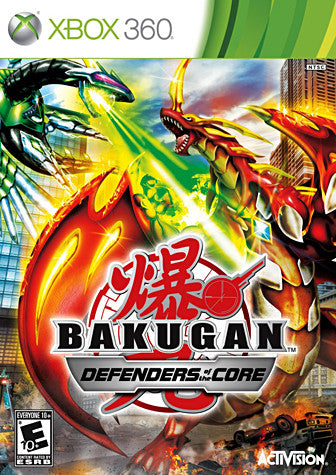 Bakugan Battle Brawlers - Defenders of the Core (XBOX360) XBOX360 Game