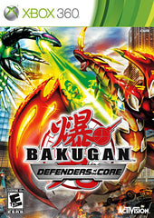 Bakugan Battle Brawlers - Defenders of the Core (XBOX360)