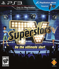 TV Superstars (Playstation Move) (PLAYSTATION3)