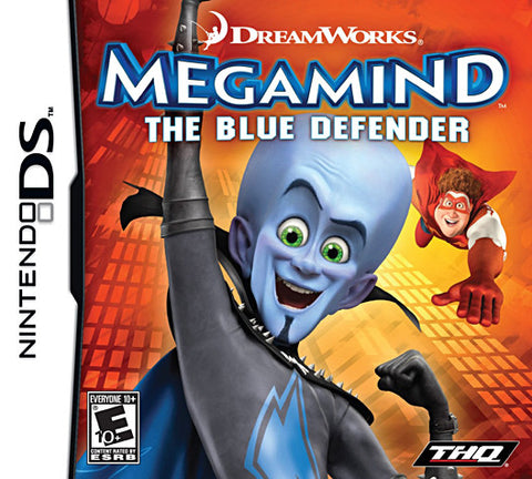 Megamind - The Blue Defender (DS) DS Game