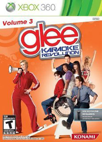 Karaoke Revolution Glee Volume 3 (Game Only) (Trilingual Cover) (XBOX360) XBOX360 Game
