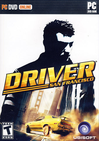 Driver - San Francisco (PC) PC Game
