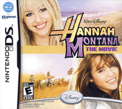 Hannah Montana - The Movie (DS)