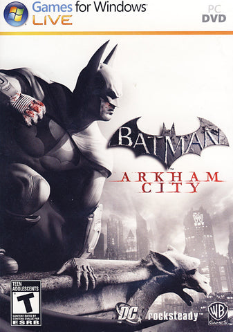 Batman - Arkham City (Game of the Year Edition) (PC) PC Game