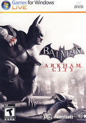 Batman - Arkham City (Game of the Year Edition) (PC)