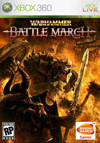 Warhammer - Battle March (XBOX360) XBOX360 Game