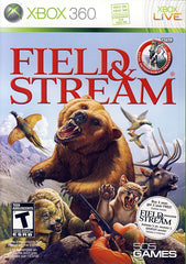 Field And Stream - Outdoorsman Challenge (Bilingual Cover) (XBOX360)