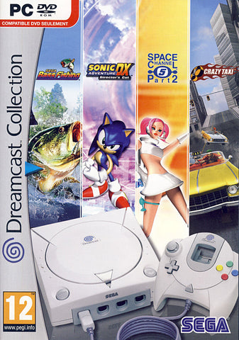 Dreamcast Collection (French Version Only) (PC) PC Game