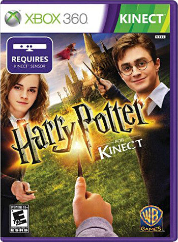Harry Potter for Kinect (Kinect) (XBOX360) XBOX360 Game