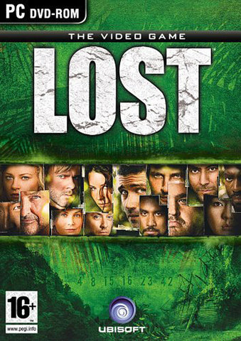 Lost - Via Domus (Europe) (PC) PC Game