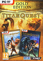 Titan Quest - GOLD Edition (European) (PC)