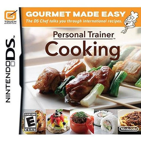 Personal Trainer: Cooking (DS) DS Game
