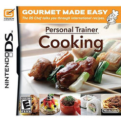 Personal Trainer: Cooking (DS)