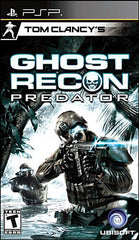 Tom Clancy s Ghost Recon - Predator (PSP)