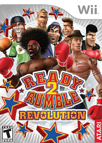 Ready 2 Rumble - Revolution (NINTENDO WII) NINTENDO WII Game