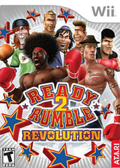 Ready 2 Rumble - Revolution (NINTENDO WII)