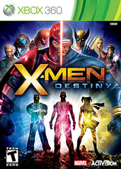 X-Men - Destiny (XBOX360)