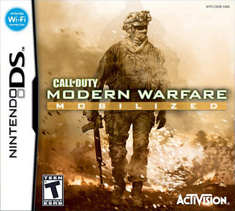 Call of Duty - Modern Warfare: Mobilized (French Version Only) (DS) DS Game