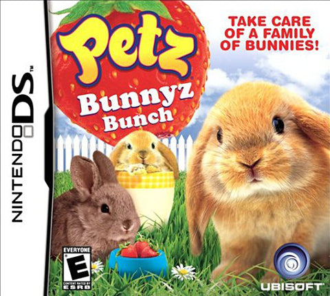 Petz Bunnyz Bunch (DS) DS Game