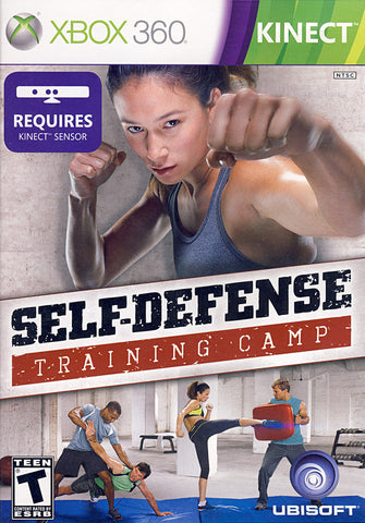 Self-Defense - Training Camp (Kinect) (XBOX360) XBOX360 Game